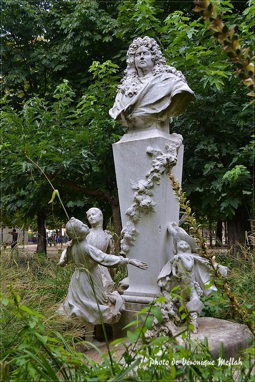 L'ouverture des Tuileries au public sauvée par Charles Perrault