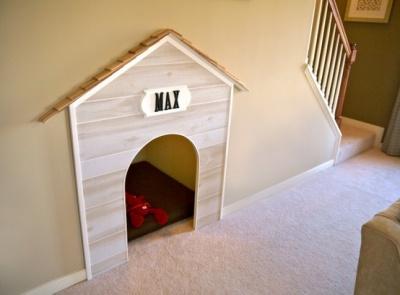 Dans les escaliers - Aménagement 12 - Déco en nuances