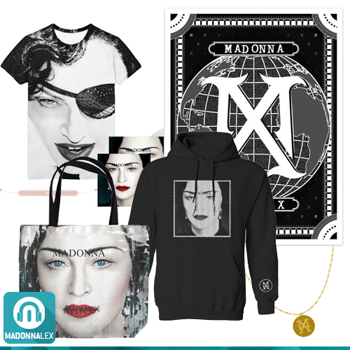 Madame X Madonna Official Store