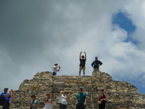 Guatemala, 11 ème jour (3) Flores Yaxha Flores