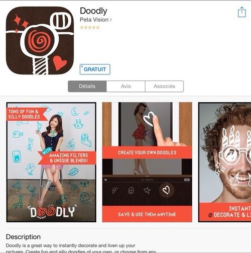 [appli gratuite] Doodly