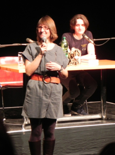 Erin Hunter Tour 2014