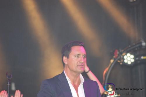 CONCERT EXPLOSIF DE MONA FM À L'OCCASION DES NIEULLES 2012.