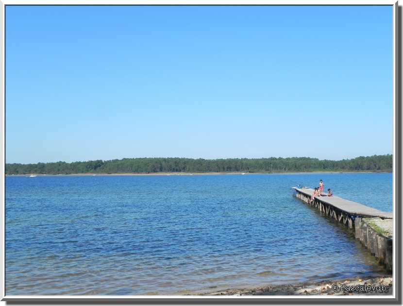 Lac de Sanguinet