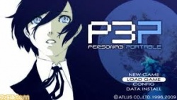 Arrivée - Persona 3 Portable & Ys Seven - PS VITA
