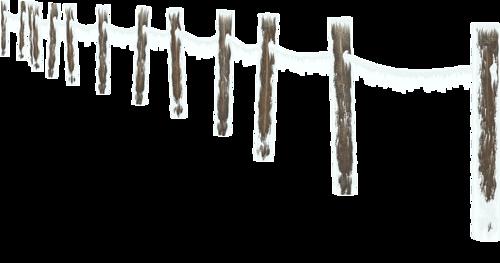 Tubes, clusters, cadres, scraps, déco, hiver