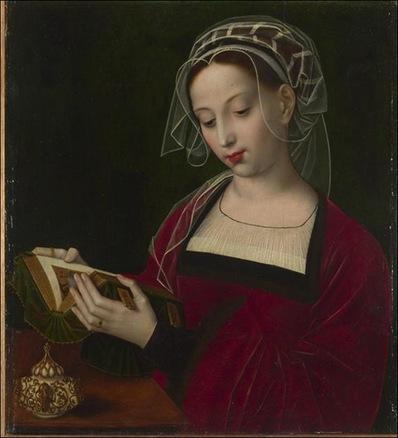 5- Femmes lisant- Peintures ou sculptures