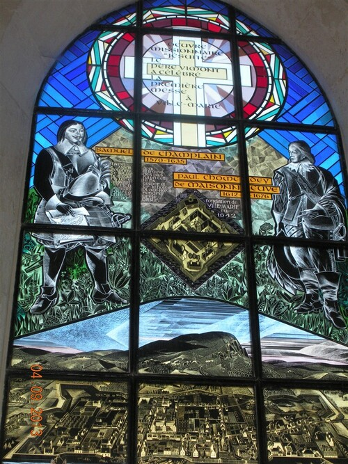 Brouage - L'église