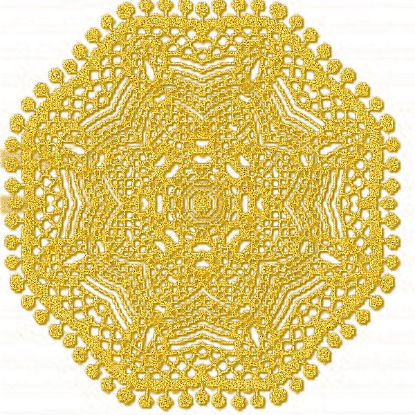 Dentelles jaunes 4