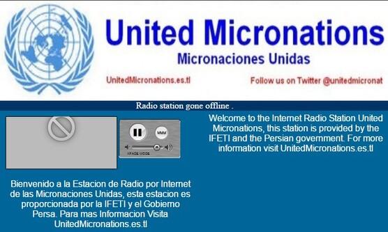 Comment Perxico tente de contrôler les Micronations Unies