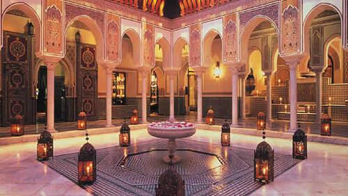 Top 3 des plus beaux hôtels du monde