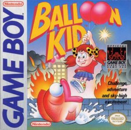 Balloon Kid 8/10