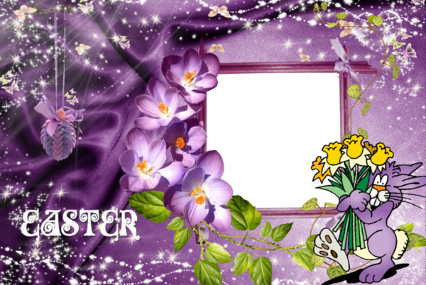 Easter cards PNG