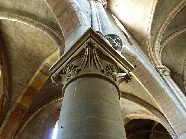 Gorze église Saint-Etienne 36 Marc de Metz 2001