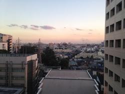 Hugo, en école d'ingénieur ... à Tokyo
