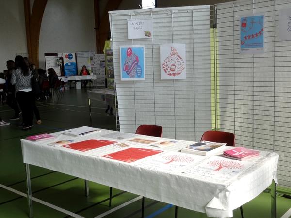 """Le Forum Jeunes de la MJC Lucie Aubrac  sur le thème de """"la première fois""""..."""