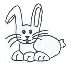 Nouveau chant GS-CE1 : «J'ai dessiné un lapin»