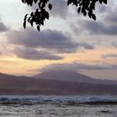 Depuis la plage de la Brèche à Tartane - Photo : Edgar