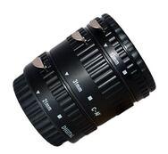 Set de bagues allonges automatiques professionnelles pour Canon EOS - *3 pièces : 13 mm, 21 mm, 31 mm* Baïonnette