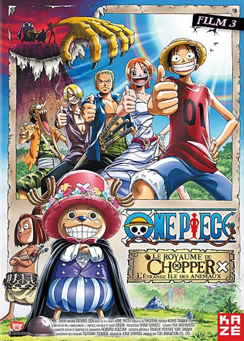 One Piece 3: Le Royaume de Chopper Streaming