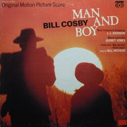 J.J. Johnson - Man And Boy (OST) - Complete LP