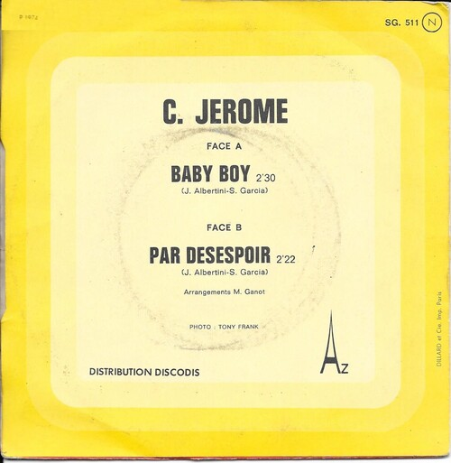 C. Jerome - Baby Boy 02