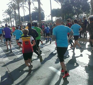 Semi-Marathon de Santa Pola (Espagne) - Dimanche 18 janvier 2015