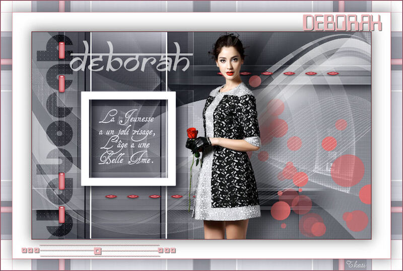 Deborah by Valy Scrap Passion