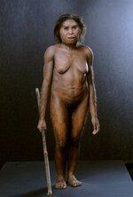 Mon pote Flores  (Homo floresiensis)