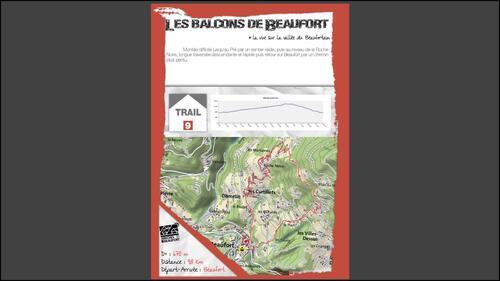 Nouveauté Trail 2014