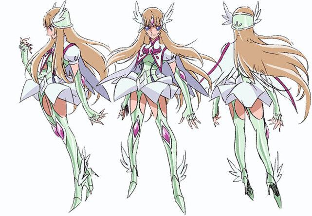 I - Armure de l'Aigle (Aquila Cloth)
