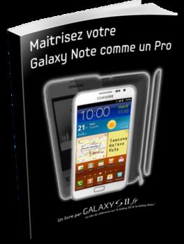 Le Samsung Galaxy Note a désormais sa bible !