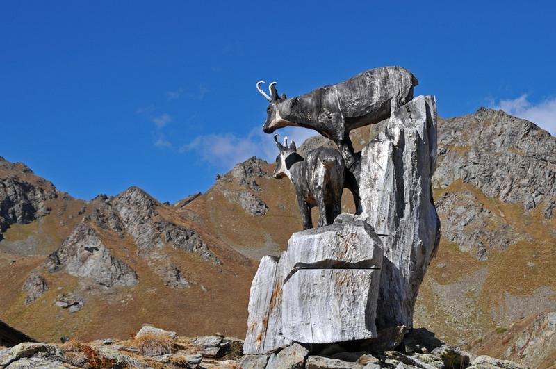 Un air d'Italie : le refuge du mont Fallère (#6)