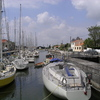 Le port de Marans