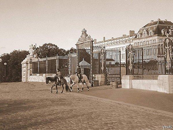 Vie de Château Sépia