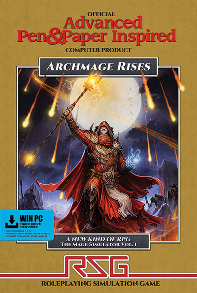 Update : Archmages Rises, attention aux monstres !*