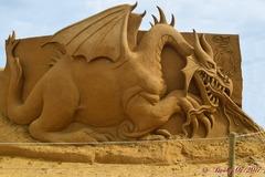 Sculptures de sables (1)