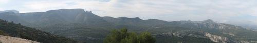 Panoramas de la Lare