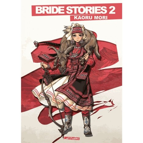 Manga - Bride stories, tome 2