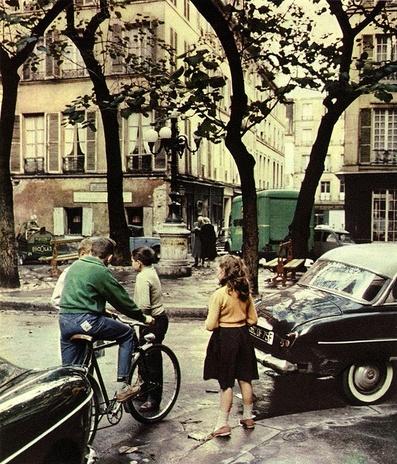 01 - Ambiance urbaine - à Paris suite