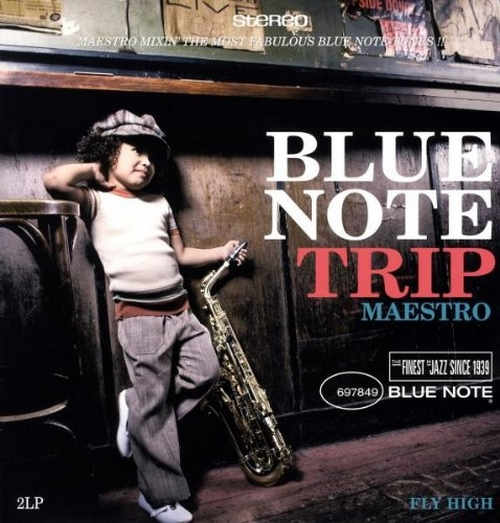 Blue Note Trip Volume 8 Maestro : Swing Low/Fly High CD Blue Note Records 5 099969 57002 5 [ NL ]