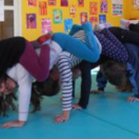 acrobatie collective