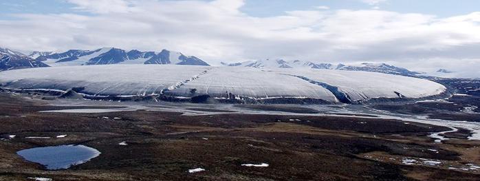 L'Antarctique a commencé à fondre dans les années 1940