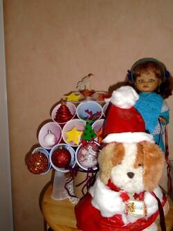 Rosalie: choix de sa tenue pour Noël