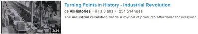 Industrial revolution and its effects