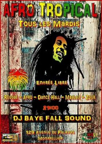 ☆ DJ Baye Fall Sound & Live Invités surprise