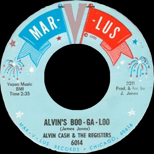 1966 : Single SP Mar-V-Lus Records 6014 [ US ]