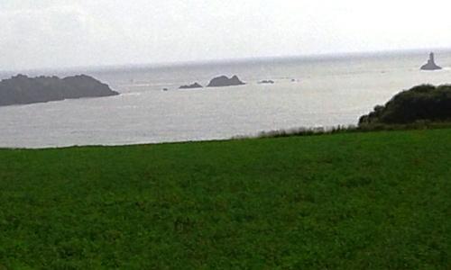 La pointe du Raz Finistère