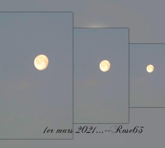 Lundi 01 Mars 2021