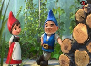 Hidden numbers - Gnomeo Juliet